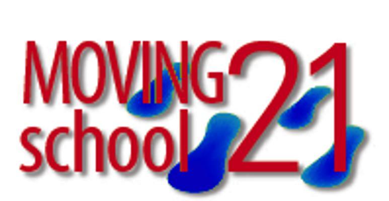 Logo Associazione Moving School 21